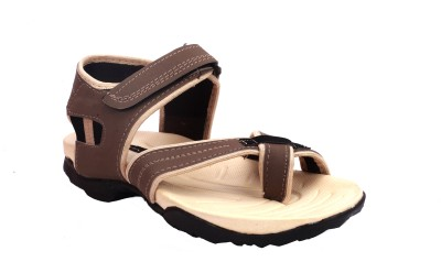 Nawaabs ELVN985000CHM Men Grey Sandals