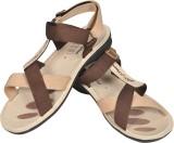 Pu Street Men Grey Sandals