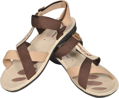 Pu Street Men Grey Sandals