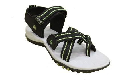 ABS Men Grey, White Sandals