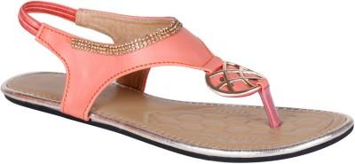 Lovely Chick Women Pink Flats