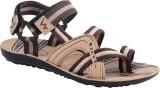 Rupani Men Brown Sandals