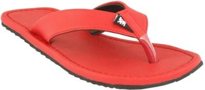 Anav Men Red Sandals