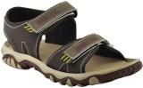 Elvace Men 407,Green Sandals