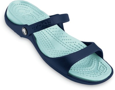 Crocs Women Blue Sports Sandals
