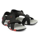 Corpus Men Black Sandals