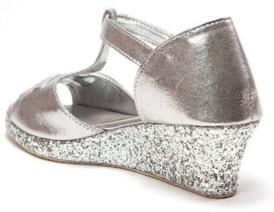 MARC LOIRE Women Silver Wedges