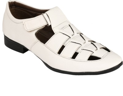 Magnolia Men White Sandals