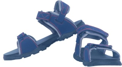 Iwana By Goldstar Men Blue, Red Sandals
