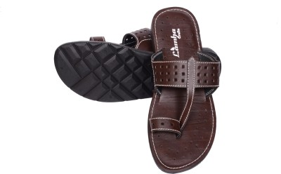 Lamha Crafts Men Brown Sandals