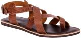 Tortoise Men Tan Brown Sandals