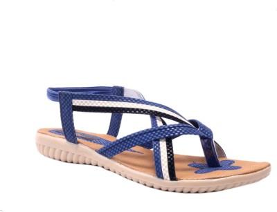 Rimezs Women Blue Flats