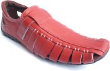 PFC Men Red Sandals