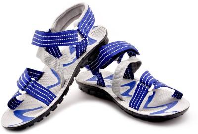 AeroStar Men Blue, Grey Sandals
