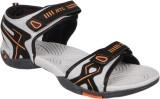 Hitcolus Men Black Sandals
