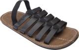 Guardian Shoes Men Black Sandals