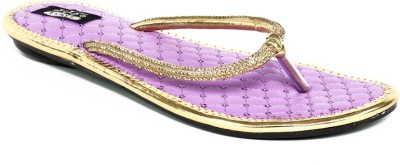 Just Flats Women Purple Flats