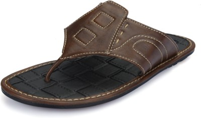 Nawaabs 101 Men Brown Flats