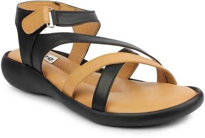 ADDO Women Black Flats