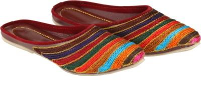 Amrah Girls Multicolor Sandals