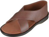 Medifoot Men Brown Sandals
