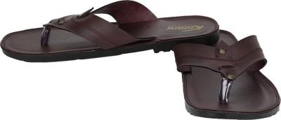 KZAARA Men Pink Sandals
