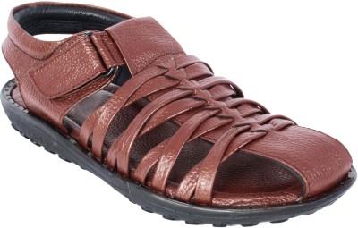Shoebook Men Tan Sandals