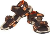 Hytech Men Brown Sandals