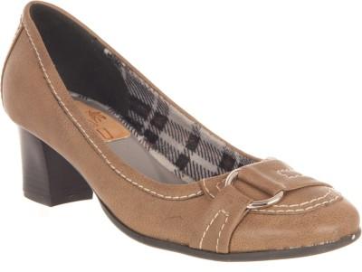 Etromilano Women Tan Heels