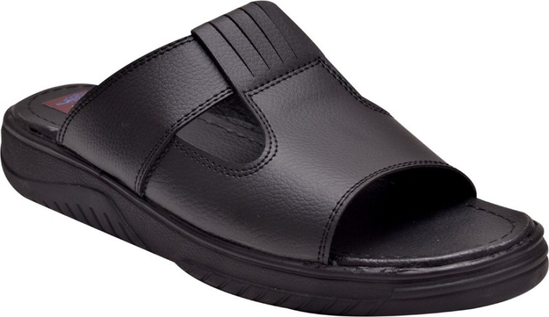 Glacier Men Black Sandals