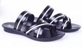 Slice Men Black Sandals