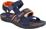 Super Matteress Men Blue Sandals