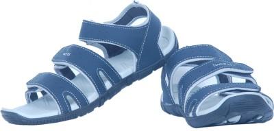 Iwana By Goldstar Boys, Men Navy, Grey Sandals