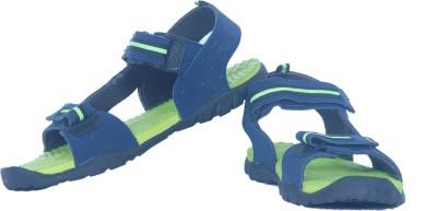 Iwana By Goldstar Men, Boys Blue, Green Sandals