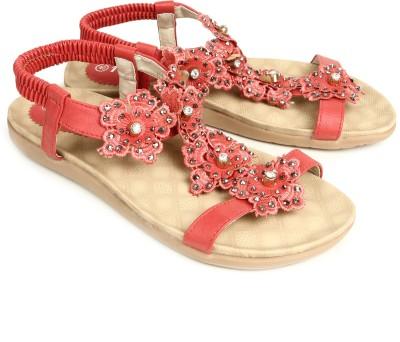 Starchi Women Red Flats