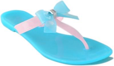 Vanessa Women Blue Flats