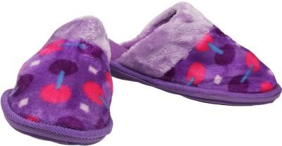 AALISHAN Women Purple Flats