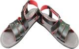 Ooz Footwear Men Black Sandals