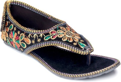 Mochri Women Multicolor Flats