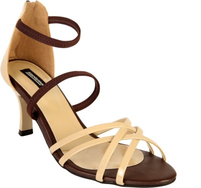 karizma shoes Women Beige Heels