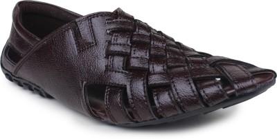 Pede Milan Men Brown Sandals