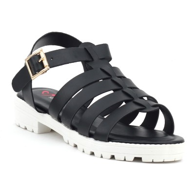 Shuberry Women Black Heels