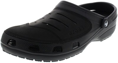 Crocs Men Black/Black Clogs