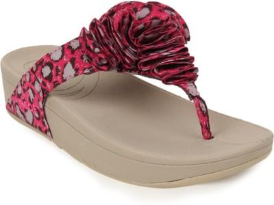 Bruno Manetti Women Pink Flats