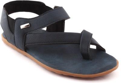 VEBERO Men Blue Sandals