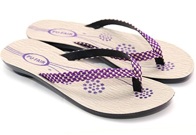 PU Fair Women Purple Flats