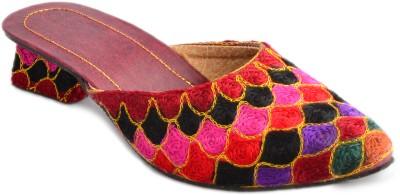 Myra Women Multicolor Heels