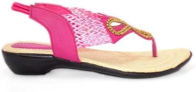 Aleg Women Pink Heels