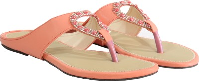 Scarlet Women Pink Flats