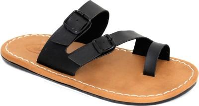 FUNK Men Black Sandals